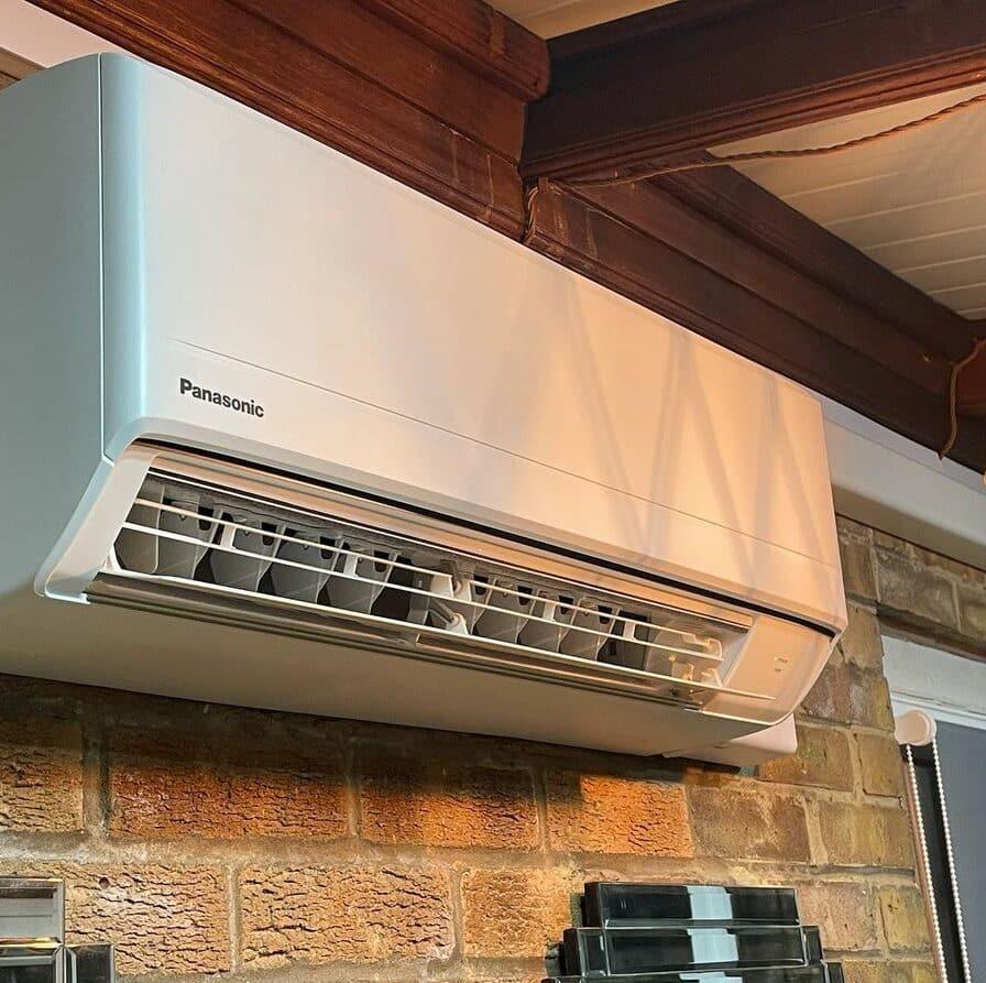 Panasonic Wall Mount Air Conditioning Installations