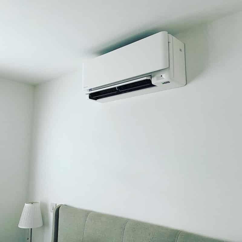 Daikin Stylish White Air Conditioning Installations