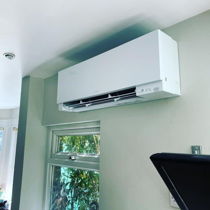 Mitsubishi Electric Zen White Air Conditioning Installations