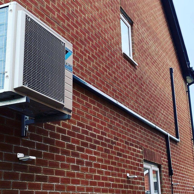 Daikin Multi Split Air Conditioning Installations