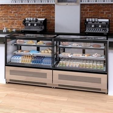 Display cabinets Refrigeration Installation