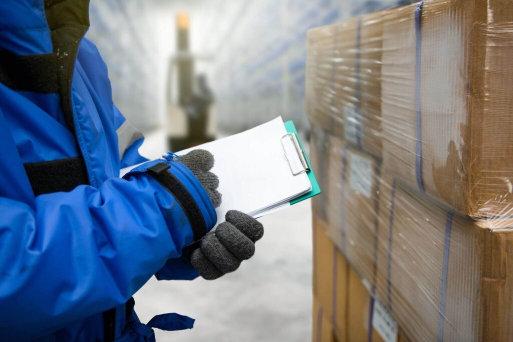 Freezer Warehouse Refrigeration Installation
